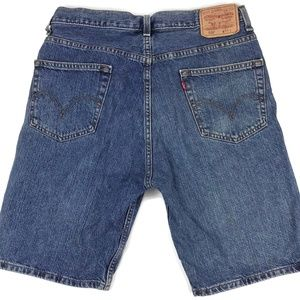 Levi's Regular Fit Denim Jean Shorts Men's Size 32